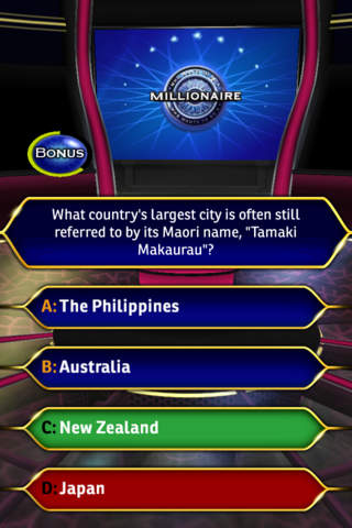 Screenshot 1 Who Wants To Be A Millionaire & Friends