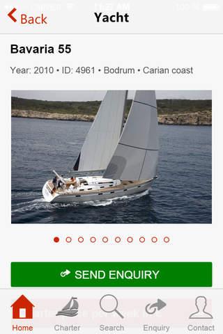 Turkey Yacht Charter screenshot 4