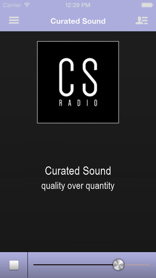 Curated Sound Radio