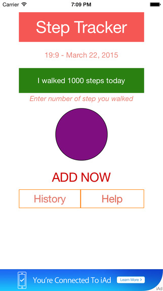 StepTracker