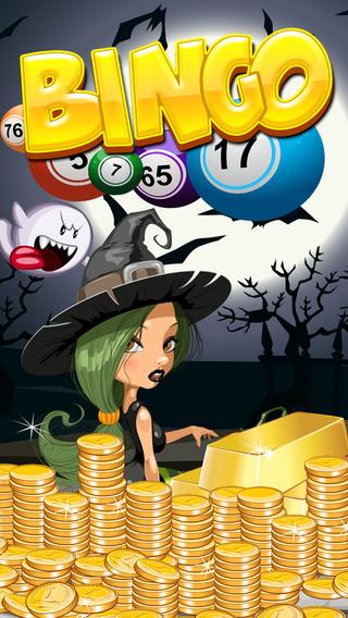 Abracadabra Witches Lucky Bingo Bonanza - Rush and Play Fun Casino Games Pro