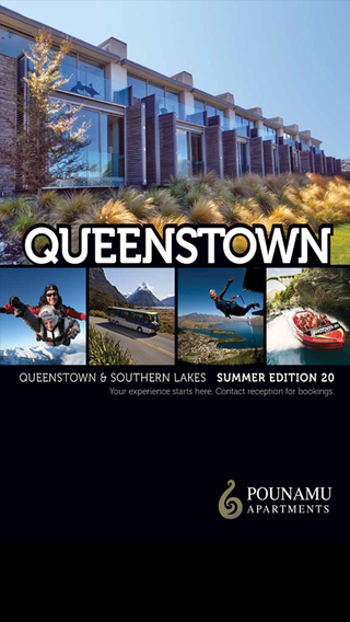 Pounamu Apartments Queenstown Magazine