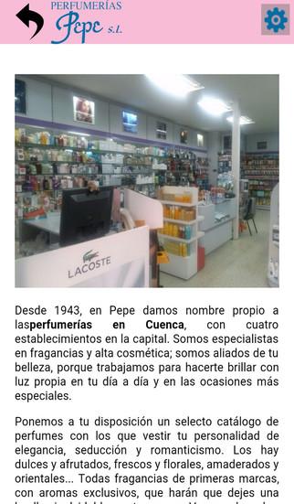 Droguerías y Perfumerías Pepe