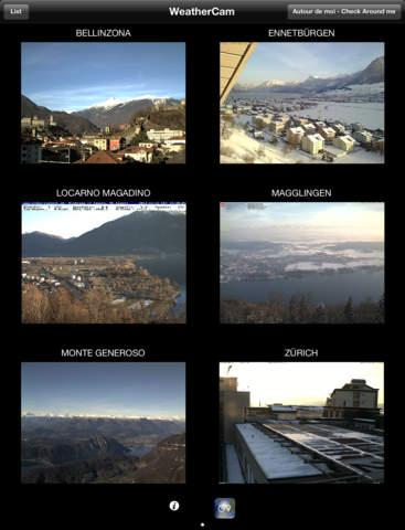 WeatherCam Switzerland HD