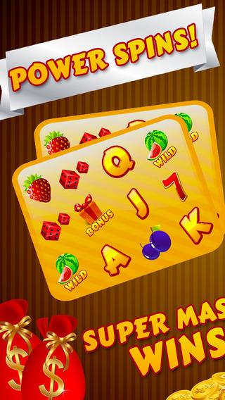 Super Power Slots Machine - Casino Cash Vegas Style Luck