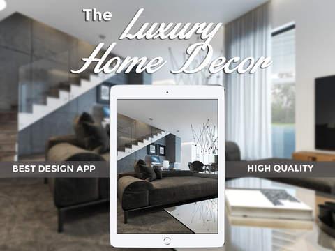 Luxury Home Decor for iPad