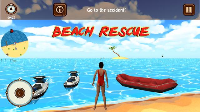 Beach Rescue Pro