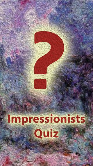 Impressionists Quiz