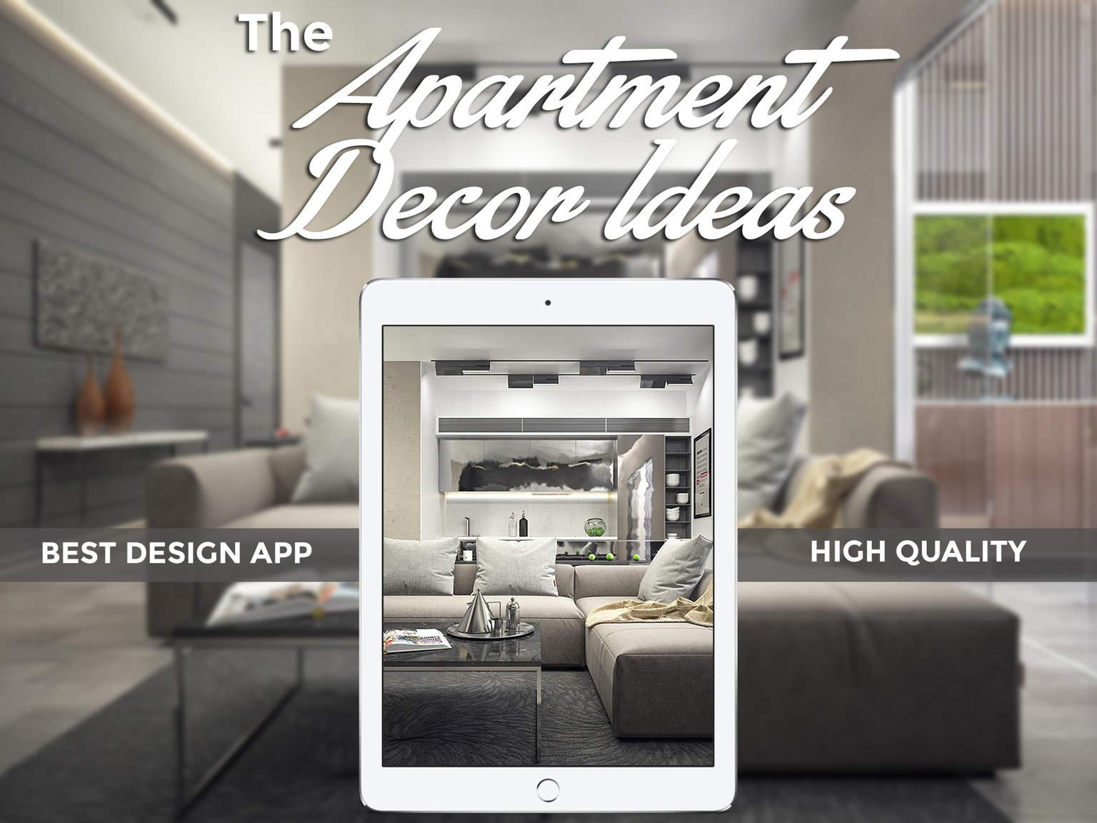 modern apartment decorating ideas for ipad
