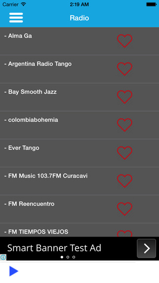 Tango Music Radio With Music News