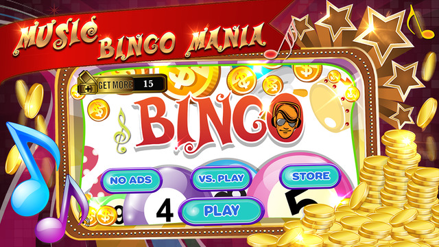 "Bingo Sing a Song And Paradise Music Festival "" Pop Singing Casino Blast Vegas Edition """
