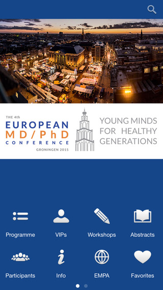 European MD PhD Conference