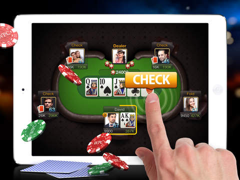 Poker Game: World Poker Club screenshot