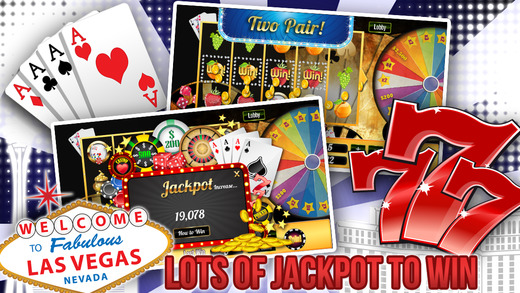 Deluxe Classic Vegas Casino: Enjoy Big Wins with Slots Blackjack Poker and More