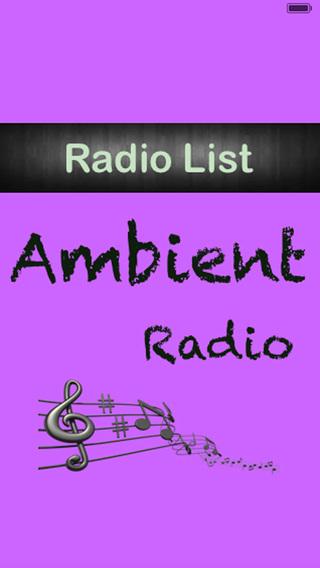 Ambient Radio Stations