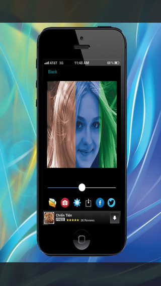 Effect Master Photo Editor App For iPhone And iPad: Filter Photos Frames With Magic Effects