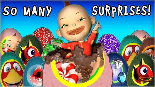 Surprise Eggs - Toys Fun Babsy