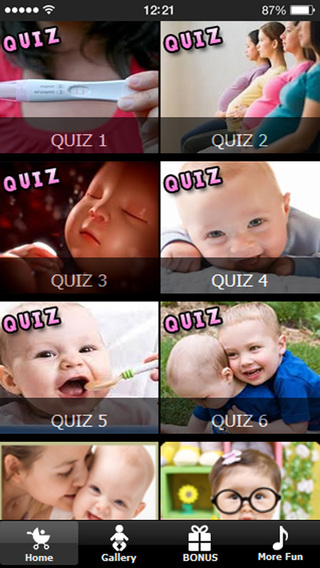 Pregnancy Baby Quiz - Feature Aids Guide on Kids Health Fashion