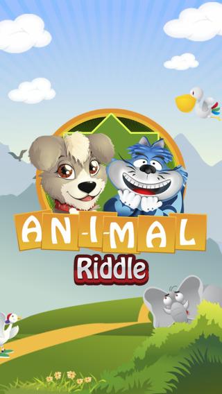 玩免費遊戲APP|下載An-i-mal Riddle app不用錢|硬是要APP