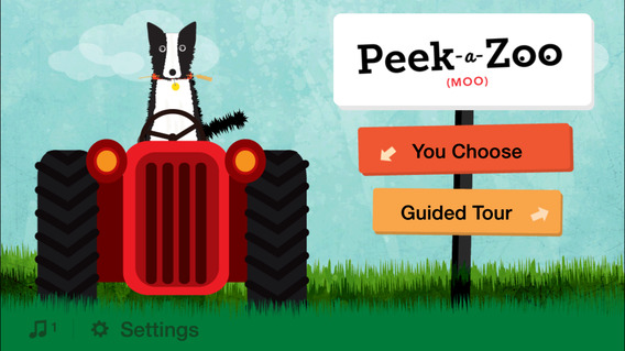 动物农场:Peek-a-Zoo Moo: Toddler Peekaboo with Farm Animals