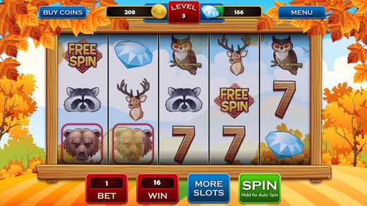 A Great Owl Slots - Wild Casino Spins Reels and Slot Machines