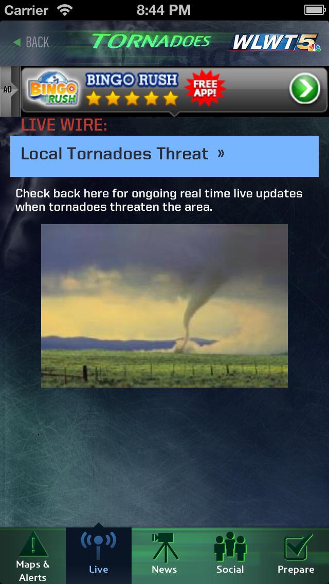 app shopper  tornadoes wlwt 5 cincinnati  weather