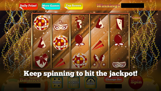 Ace jackpot Slots Party Mania - Spin to Win the Gold Pro