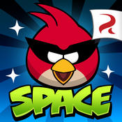 Classic Game – Angry Birds Space [iOS]