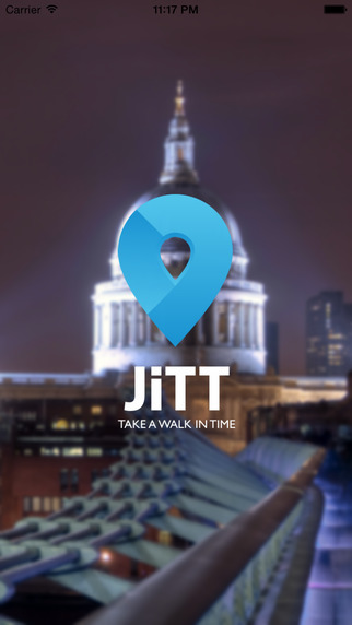 London Premium JiTT Audio City Guide Tour Planner with Offline Maps
