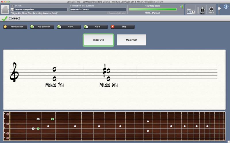 EarMaster Pro Screenshot - 1