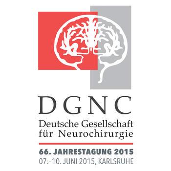 DGNC 2015 - 66. Jahrestagung der Deutschen Gesellschaft für Neurochirurgie LOGO-APP點子