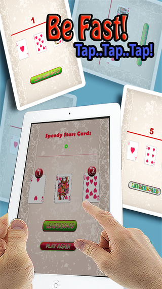 Speedy Stars Cards - Move The Numbers In Your Board Puzzle Pro