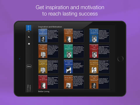Self Help Classics - success, self growth & inspiration books screenshot