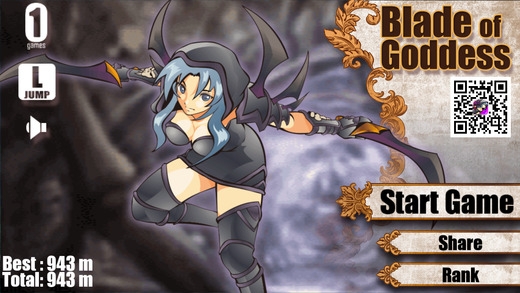 Blade of Goddess
