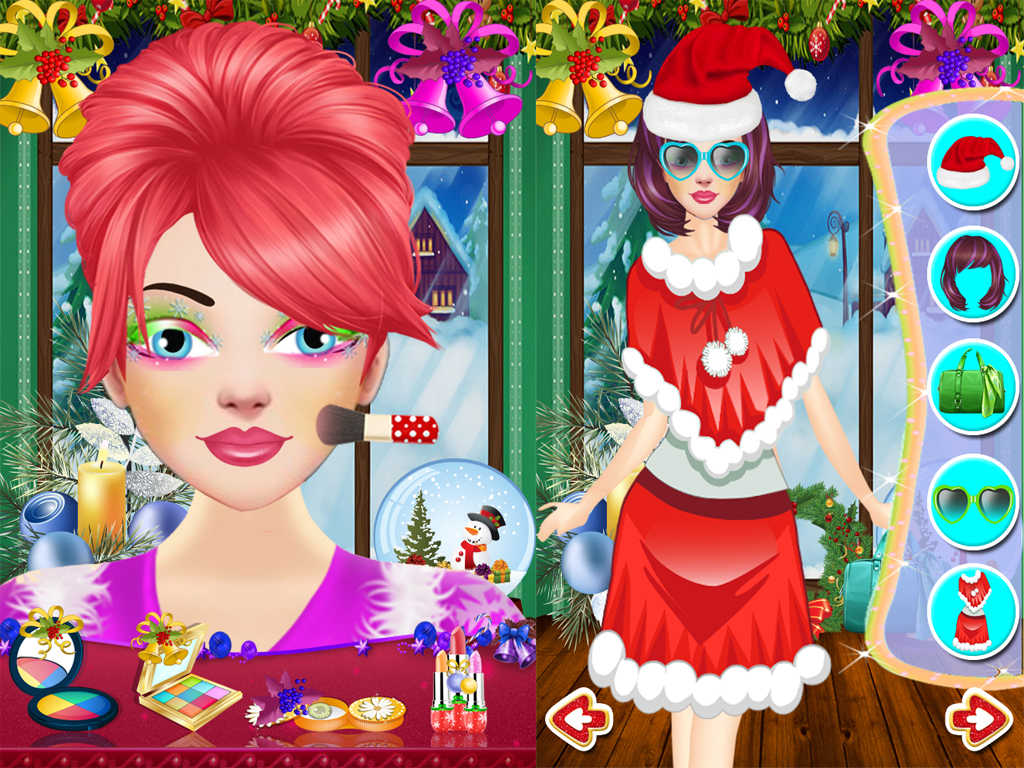 Christmas Spa Salon Game For Girls Review And Discussion