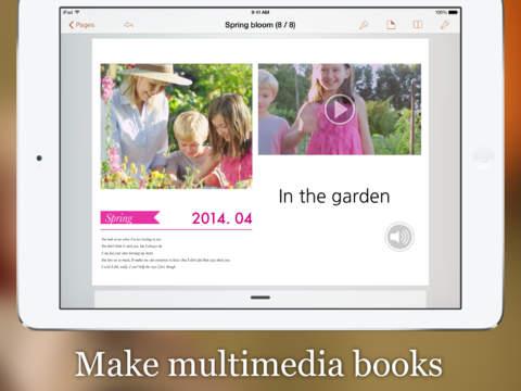 玩免費書籍APP 下載Book Writer - eBook, PDF creator app不用錢 硬是要APP