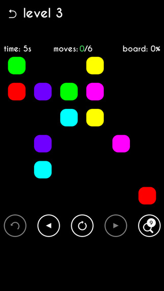Pure Flow Fun - Best Color Drawing Lines Puzzle with 750 Levels