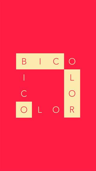 杂色消除:Bicolor【本周苹果最佳】