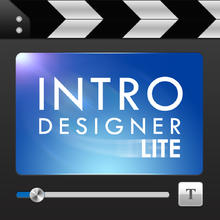 Intro Designer Lite - Create Intros for iMovie - iOS Store App Ranking and App Store Stats