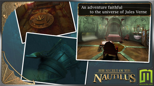 Jules Verne's Mystery of the Nautilus - Universal