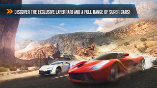 Screenshot #6 for Asphalt 8: Airborne