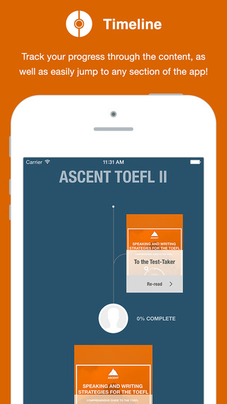Ascent TOEFL II