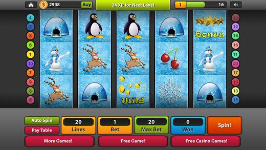Casino Frozen Slots