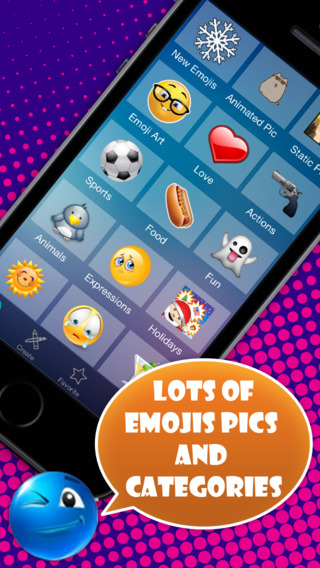 Emoji Keyboard Premium for iOS 8