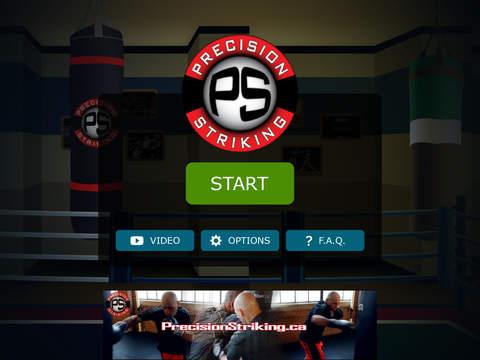 Virtual Sparring Partner screenshot
