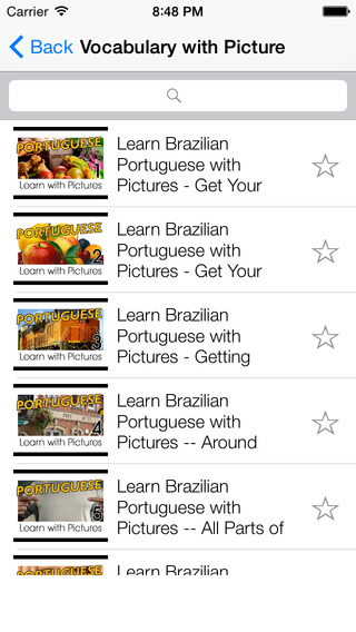 Learn Portuguese - Learn with Video