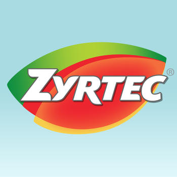 ZYRTEC® ALLERGYCAST™ LOGO-APP點子