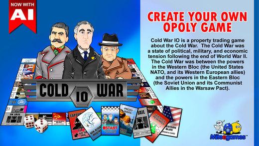 Cold War IO opoly