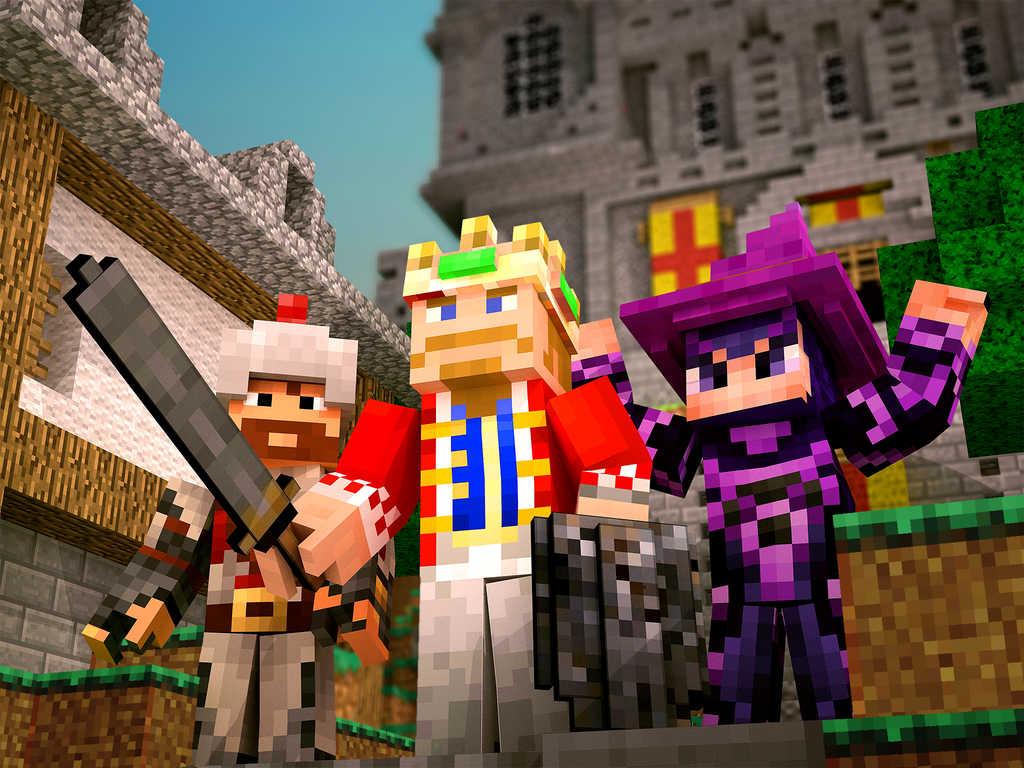 Minecraft explorer skin download