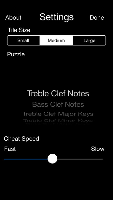 music match iPhone Screenshot 4